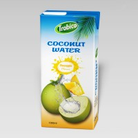 Coconut water with Pineapple 1000ml